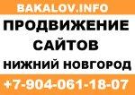 Продвижение сайтов в Нижнем Новгород