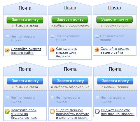 Тестирование Яндекс Почты